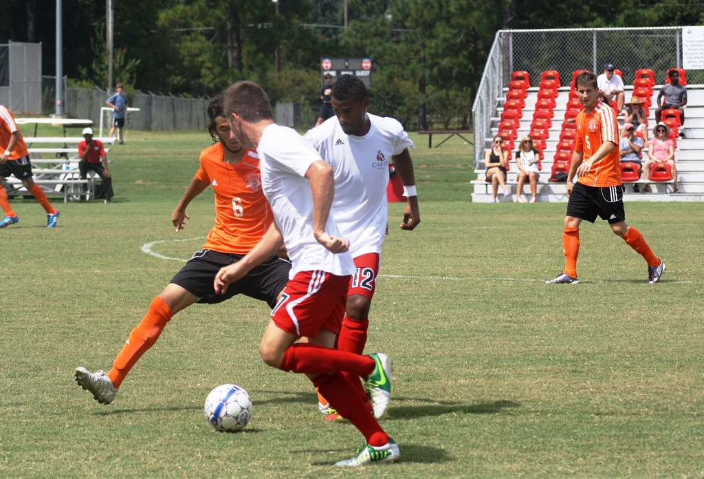 1st Men's Soccer vs Florida Memorial Photo